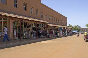 Inchirieri auto Venda, Africa de Sud