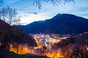 Inchirieri auto Andorra La Vella, Andora