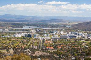 Inchirieri auto Canberra, Australia