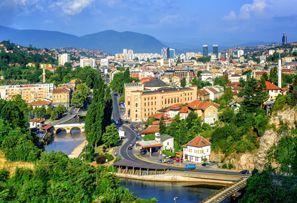 Inchirieri auto Sarajevo, Bosnia