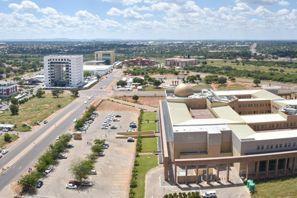 Inchirieri auto Gaborone, Botswana