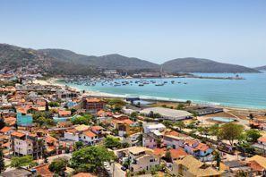 Inchirieri auto Cabo Frio, Brazilia