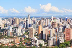 Inchirieri auto Curitiba, Brazilia