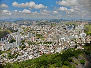 Inchirieri auto Juiz de Fora, Brazilia