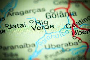 Inchirieri auto Rio Verde, Brazilia