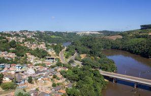 Inchirieri auto Telemaco Borba, Brazilia