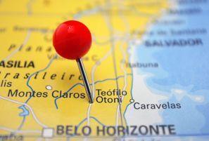 Inchirieri auto Teofilo Otoni, Brazilia