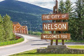 Inchirieri auto Nelson, BC, Canada