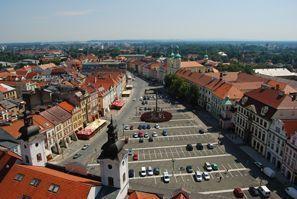Inchirieri auto Hradec Kralove, Cehia