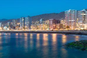 Inchirieri auto Antofagasta, Chile