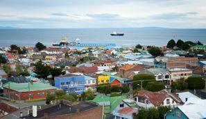 Inchirieri auto Punta Arenas, Chile