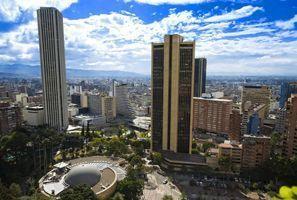 Inchirieri auto Bogota, Columbia
