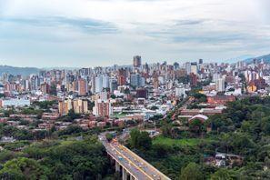 Inchirieri auto Bucaramanga, Columbia