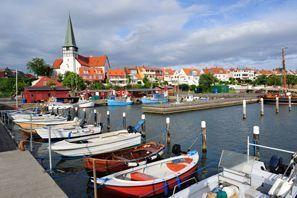 Inchirieri auto Ronne, Danemarca