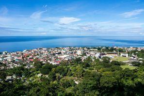 Inchirieri auto Roseau, Dominica