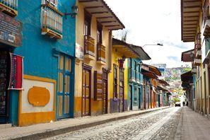 Inchirieri auto Loja, Ecuador