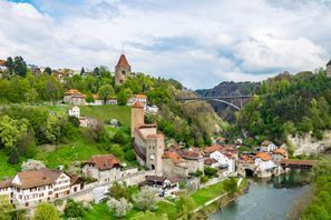 Inchirieri auto Fribourg, Elvetia