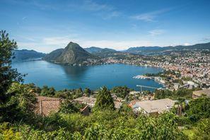 Inchirieri auto Lugano, Elvetia