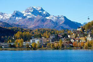 Inchirieri auto St Moritz, Elvetia