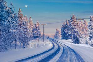 Inchirieri auto Ivalo, Finlanda