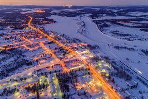 Inchirieri auto Kittila, Finlanda