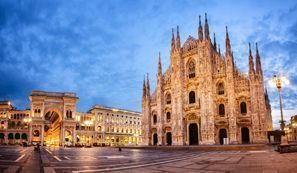 Inchirieri auto Milan, Italia