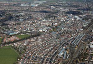 Inchirieri auto Darlington, Regatul Unit al Marii Britanii - UK