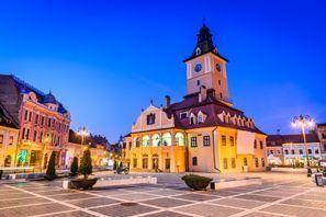 Inchirieri auto Brasov, Romania