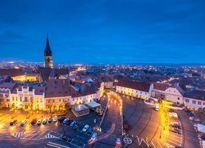 Inchirieri auto Sibiu, Romania