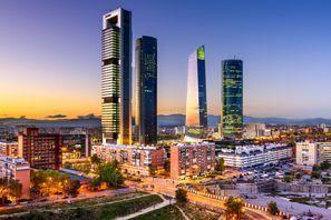 Inchirieri auto Madrid, Spania